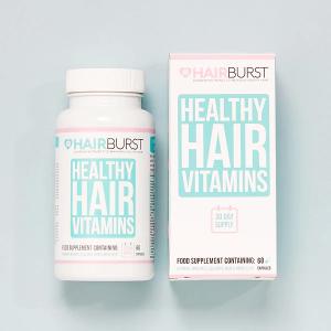 Hairburst Healthy Hair Vitamins 26 Ingredients Including Biotin Zinc Selenium Vitamins B C D & Collagen 60 caplets