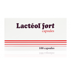Lacteol Fort 5 Billion ( Lactobacillus LB ) 12 capsules