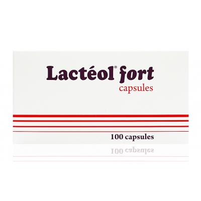 Lacteol Fort 5 Billion ( Lactobacillus LB ) 12 capsules