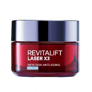 LOREAL REVITALIFT Laser X3 Anti - Ageing Day Cream 50 mL