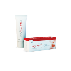 Nolaver Cream ( Panthenol + Rosemary oil + Honey Extract + Sesame Oil + Aloe Vera Extract + Beeswax + Paraffin Oil ) 50 gm