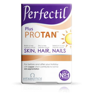 Perfectil Plus Protan With Copper For Normal Skin Pigmentation 60 tablets