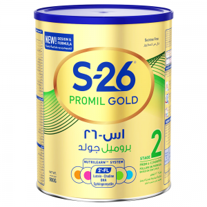 S - 26 Promil Gold Stage 2 Wyeth Nutrition 6 - 12 Months Premium Follow On Formula Tin 900 g