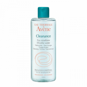 Avene Eua Thermale CLEANANCE MICELLAR WATER 400 ml bottle