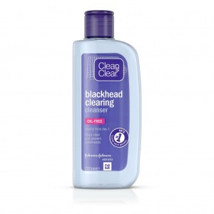 CLEAN & CLEAR ® Blackhead Clearing Cleanser 200 mL