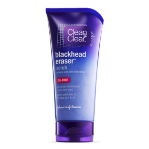 CLEAN & CLEAR ® BLACKHEAD ERASER ® Face Scrub 100 mL