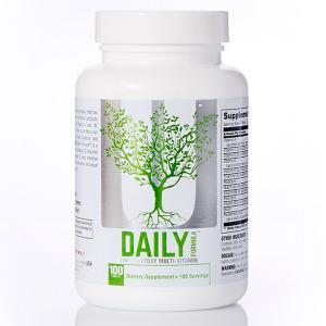 DAILY FORMULA Vitamins & Minerals Universal Nutrition 100 tablets