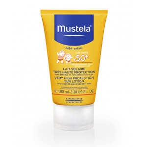 Mustela Very High Protection Sun Lotion - SPF 50+ 100 mL