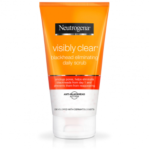 Neutrogena ® Visibly Clear ® Blackhead Eliminating Daily Scrub 150 ml