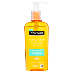 Neutrogena ® Visibly Clear ® Clear & Protect Daily Face Wash 200 mL