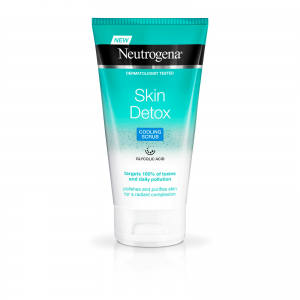 Neutrogena ® Skin Detox ® Cooling Gel Scrub 150 ml