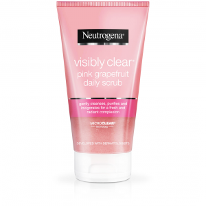 Neutrogena ® Visibly Clear ® Pink Grapefruit Daily Scrub 150 ml