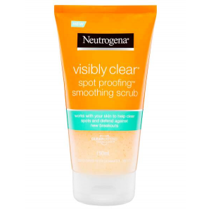 Neutrogena ® Visibly Clear ® Clear & Protect Daily Scrub 150 mL
