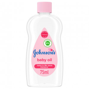 Johnson's Baby Oil Daily Care 75  ml
