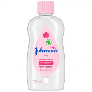 Johnson's Baby Oil Daily Care 200 ml