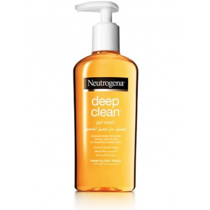 Neutrogena ® Deep Clean ® Facial Cleanser 200 mL