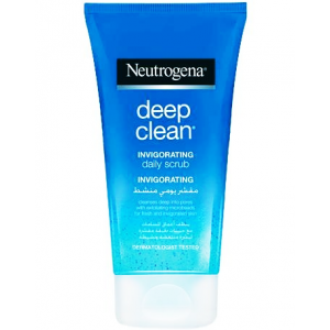 Neutrogena ® Deep Clean ® Invigorating Face Scrub 150 mL