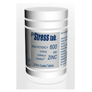 Vita - Stress Tab. High Potency Stress Formula 600 + Vitamins with Zinc 20 film-coated tablets