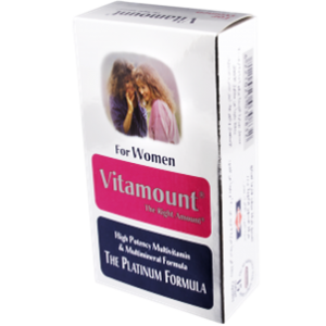 Vitamount ® For Women 10 soft gelatin capsules