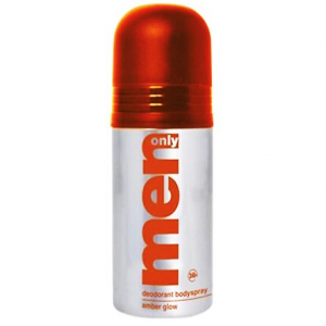 Men Only Deodorant Body Spray Amber Glow 150 ml