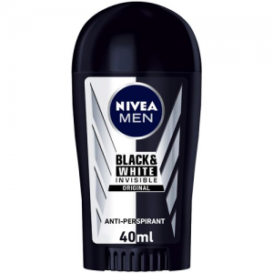 NIVEA MEN INVISIBLE BLACK & WHITE ORIGINAL STICK 40 ml