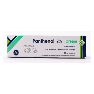 panthenol 2% cream ( Panthenol ) 20 gm