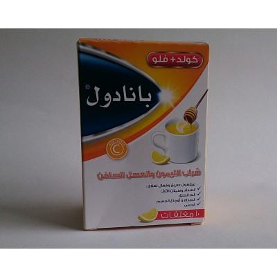 panadol cold+flu