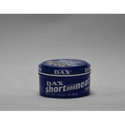 dax short and neat hair cream