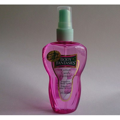 body fantasies cotton candy fantasy 100ml