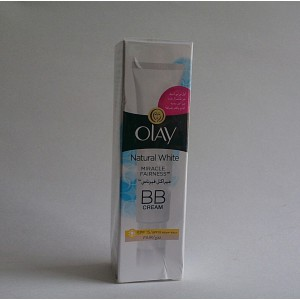 olay BB natural white cream SPF 15