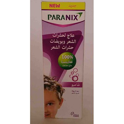 paranix head lice &eggs treatment shampoo 100ml