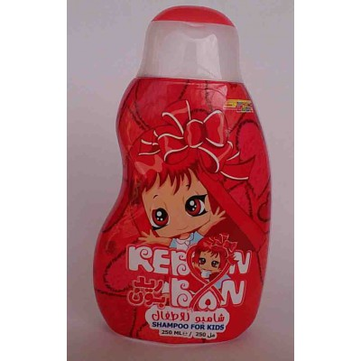 space toon  red bon shampoo for kids 250 ml