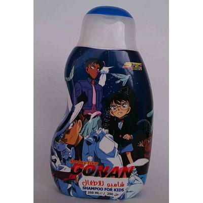 space toon  conan shampoo for kids 250 ml