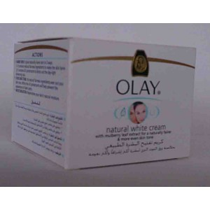 olay natural white cream 50gm