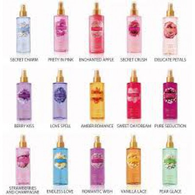 Victoria Secret  Amber Romance 250ml BODY Splash